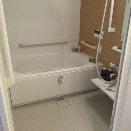 グレイプス立石 居室浴室