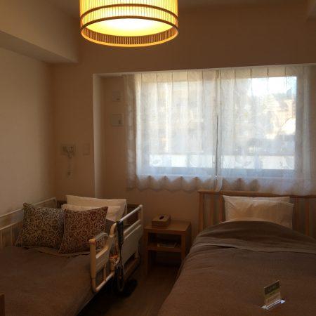 グレイプス立石 二人部屋