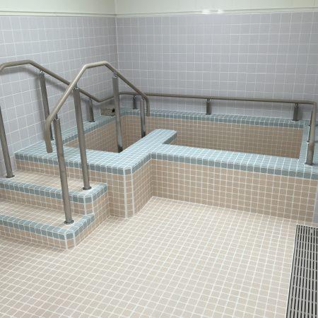 グレイプス立石 デイ浴室