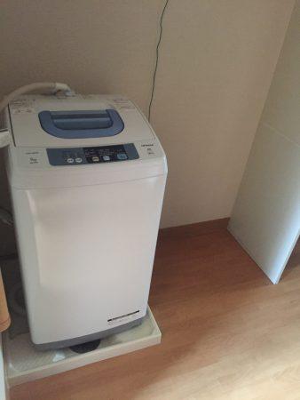 そんぽの家 港南台 洗濯機