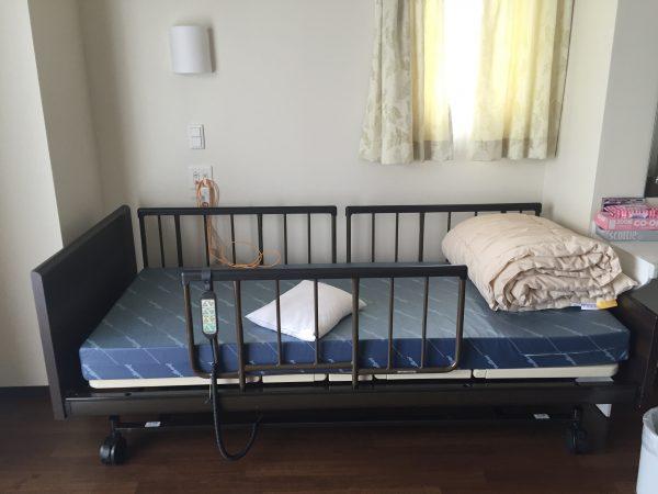 エクセルシオール横濱阪東橋 ベッド